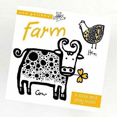 Slide & Play Book - Farm