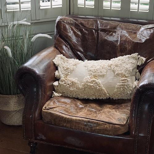 Moroccan Sequin Cushion