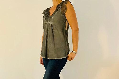Lovely Lace Vest