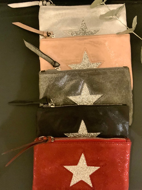 Star Make-Up Bag / Purse