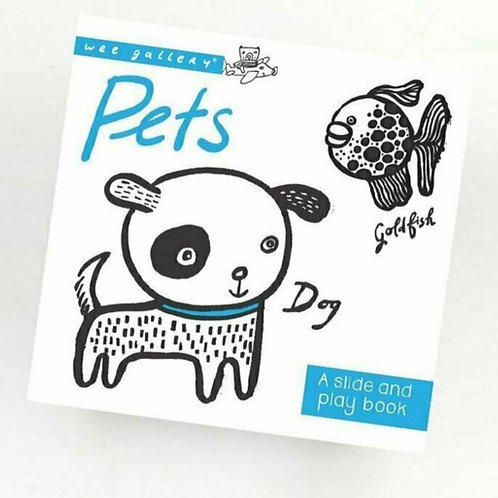 Slide & Play Book - Pets