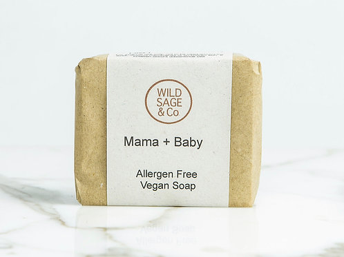 Mama & Baby Vegan Soap