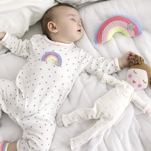 Rainbow Babygro