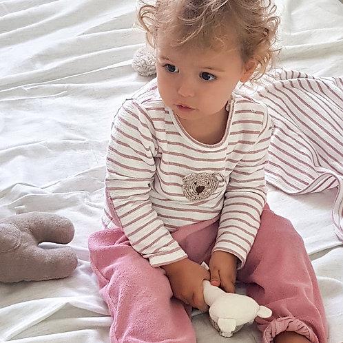 Crochet Bear Playset