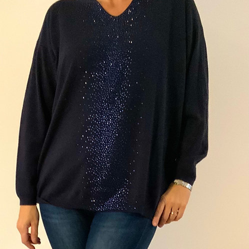 Simply Sparkly Jumper