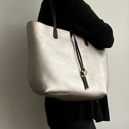 About Town Reversible Shoulder Bag