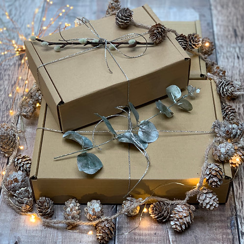 Customise a Christmas Gift Box