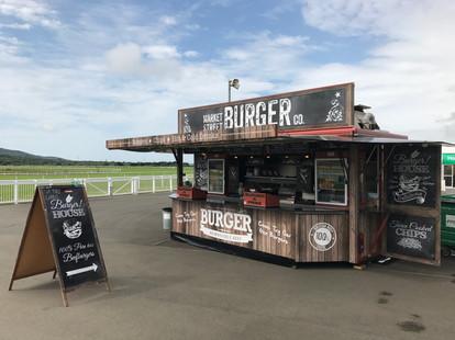 Market Street Burger @ Ffos las Racecourse