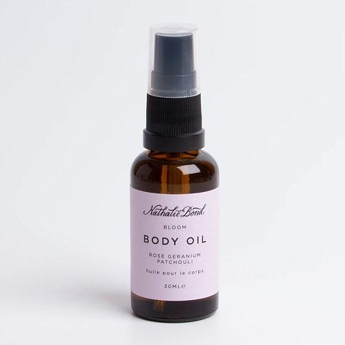 Nathalie Bond Bloom Body Oil (30ml)
