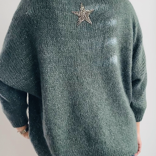 Starry Night Knit