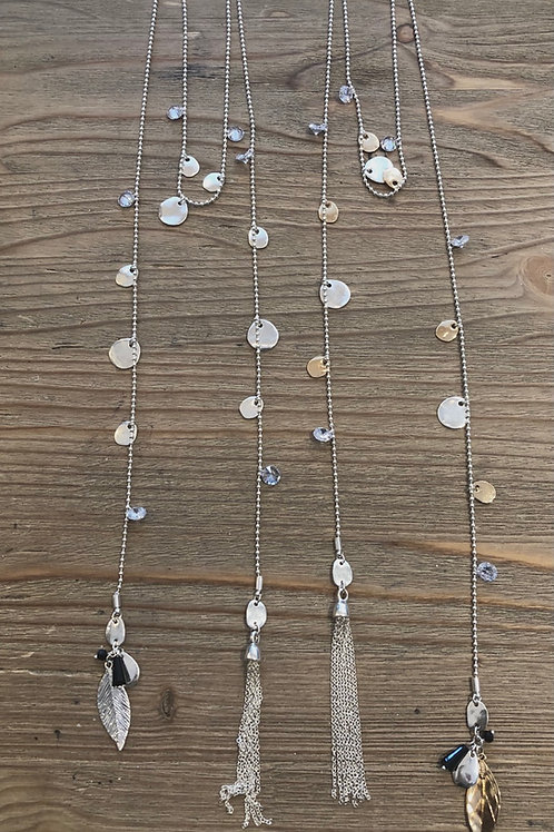 Boho Double Layer  Necklace