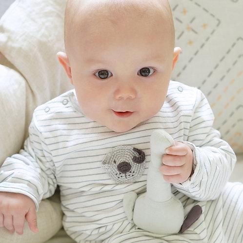 Crochet Dog Babygro