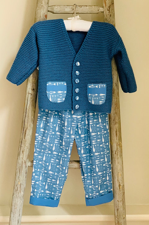 Handmade Trouser Set