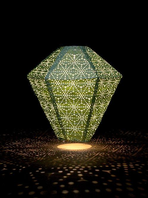 Diamond Solar Lantern