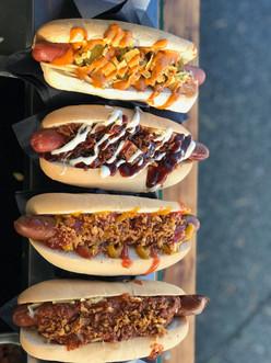 Junkyard Dog @ Narberth Food Festival 2018