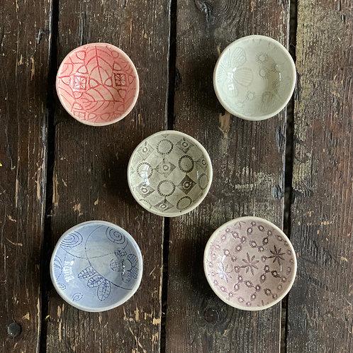Wonki Ware Salt Dish
