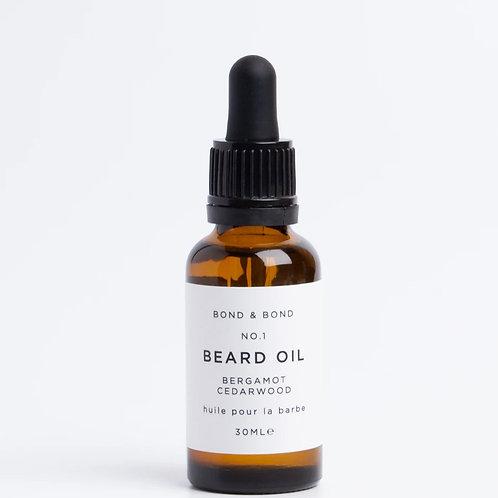 Bond & Bond Beard Oil (30ml)