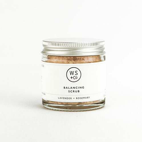 Balancing Salt Scrub