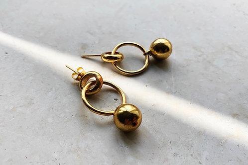 Layla Hoop Earrings