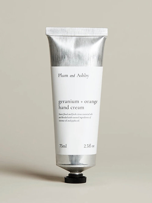 Plum & Ashby Hand Cream