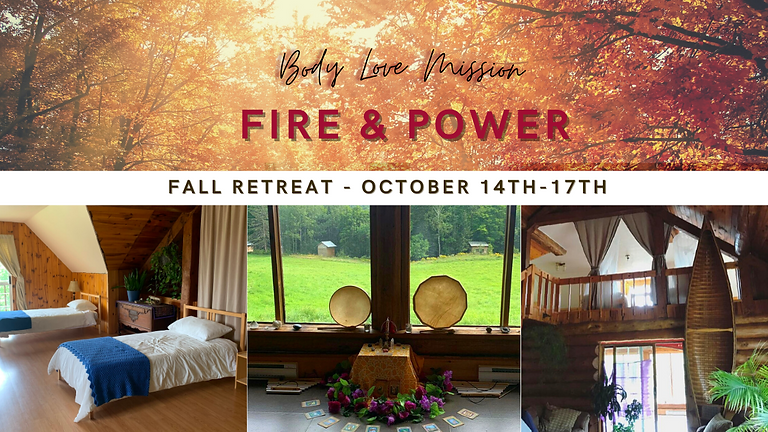 Fire & Power - Fall Retreat