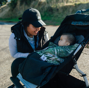 Match your Nappy Bag with your 2 in 1 Pram Nest!