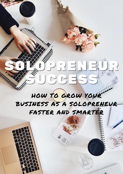Solopreneur Success