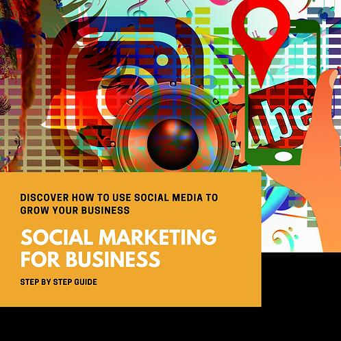 Social Marketing for Business