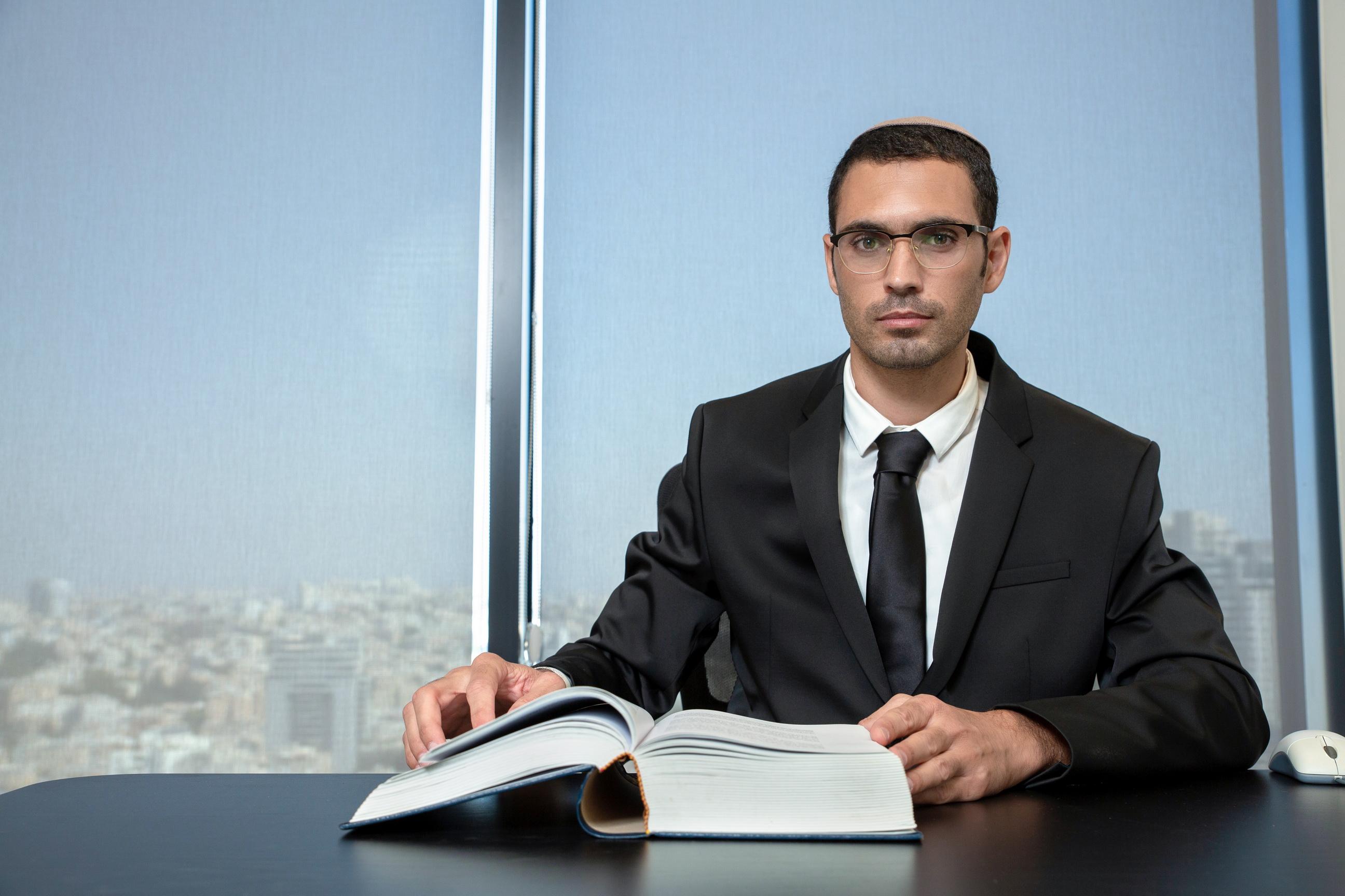 תדמית עורך דין