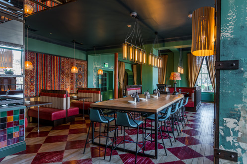51 - BABA features a vibrant colour scheme and an industrial, distressed design treatment.jpg