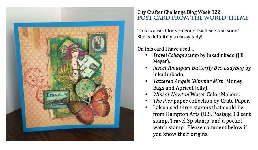 Stop by http://citycrafter.blogspot.ca to submit an entry.