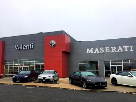 Valenti Maserati