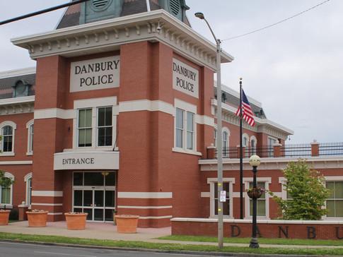 Danbury Police Station