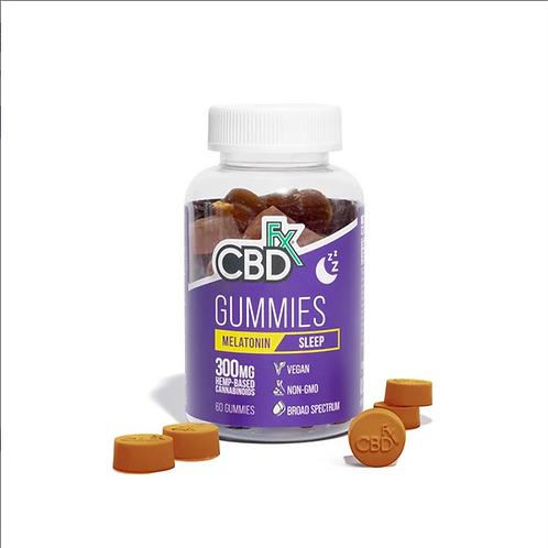 CBD Gummies para dormir con melatonina