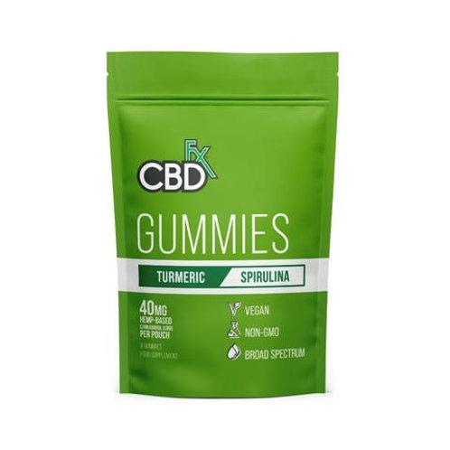 CBD Gummies con Espirulina 40mg