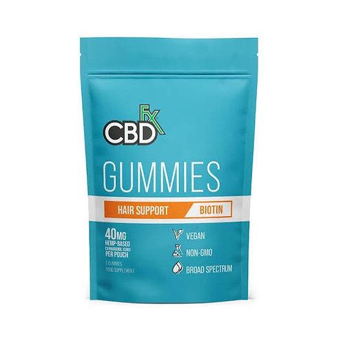 CBD Gummies con Biotina 40mg