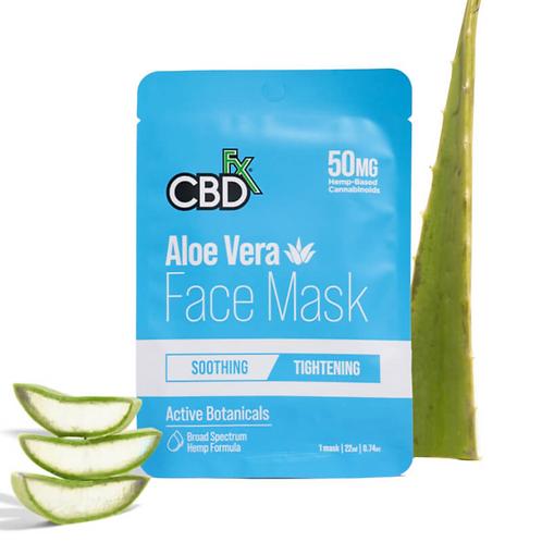 Mascarilla CBD con Aloe Vera