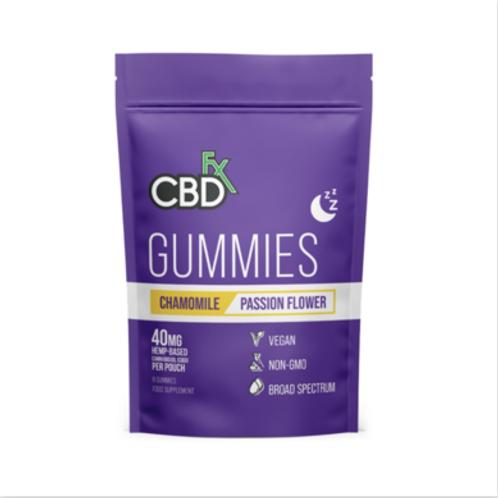 CBD Gummies con Melatonina 40mg