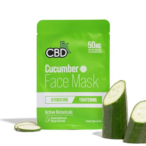Mascarilla CBD Cucumber