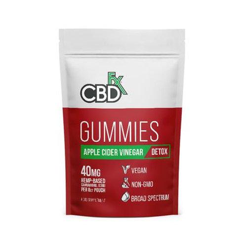 CBD Gummies con Vinagre de Manzana 40mg