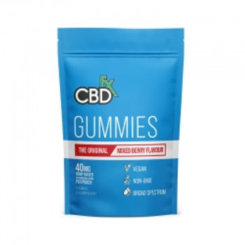 CBD Gummies Berry 40mg