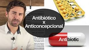 Antibióticos interferem na eficácia do Anticoncepcional?