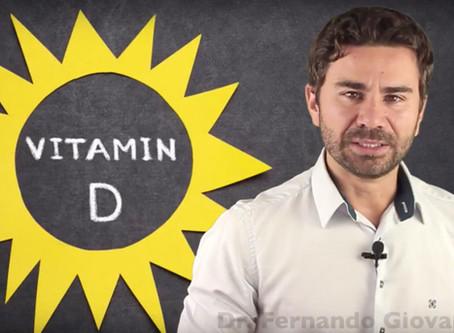 Existe relação entre Vitamina D3 e Saúde Bucal?