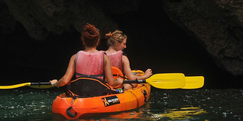 Kayak Tour Lagoa de Albufeira