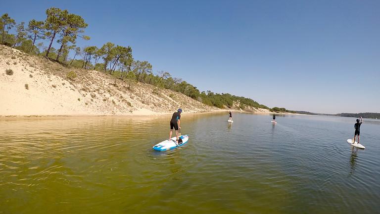 Passeio Stand Up Paddle Lagoa de Albufeira