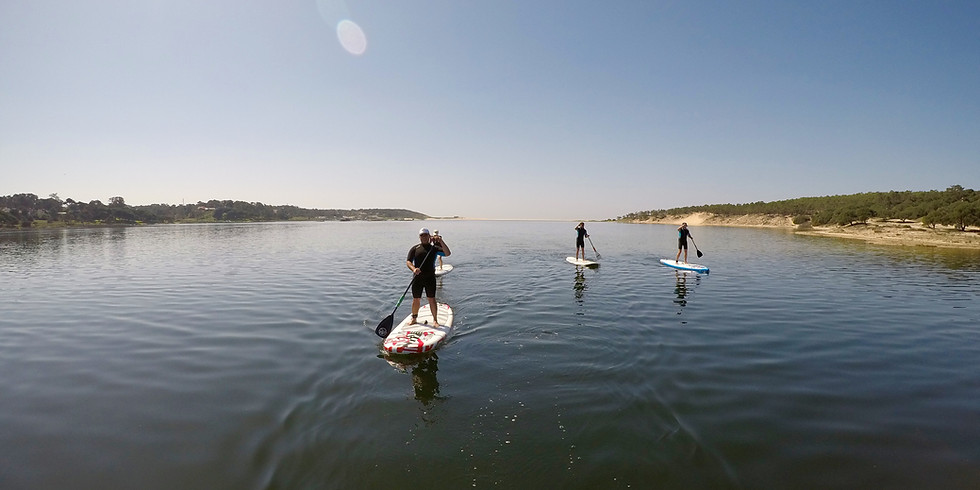 Albufeira Lagoon Stand Up Paddle Tour