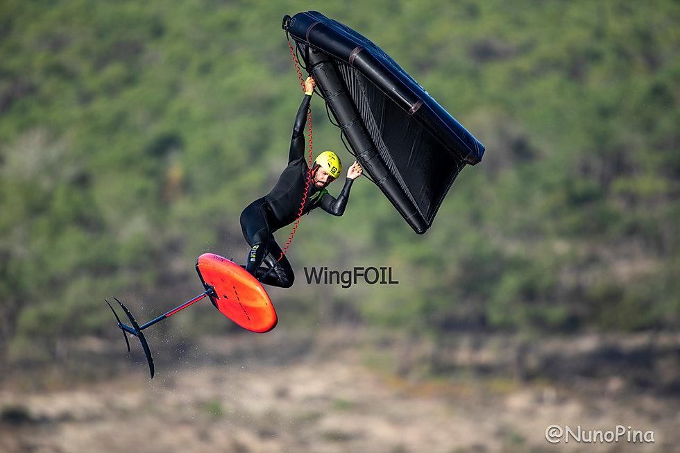 Wing FOIL Lagoa de Albufeira