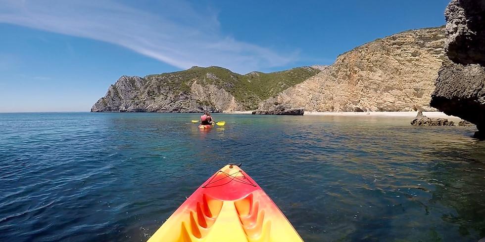 Sesimbra Terra e Mar - Caminhada & Kayak