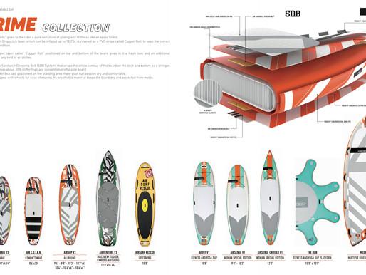 Nova colecção RRD SUP Inflatable