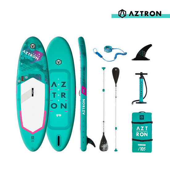 Aztron LUNAR 2.0 - SUP ALL ROUND 9'9""